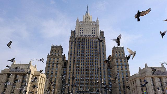 МИД РФ сожалеет о невыдаче виз США артистам Большого театра