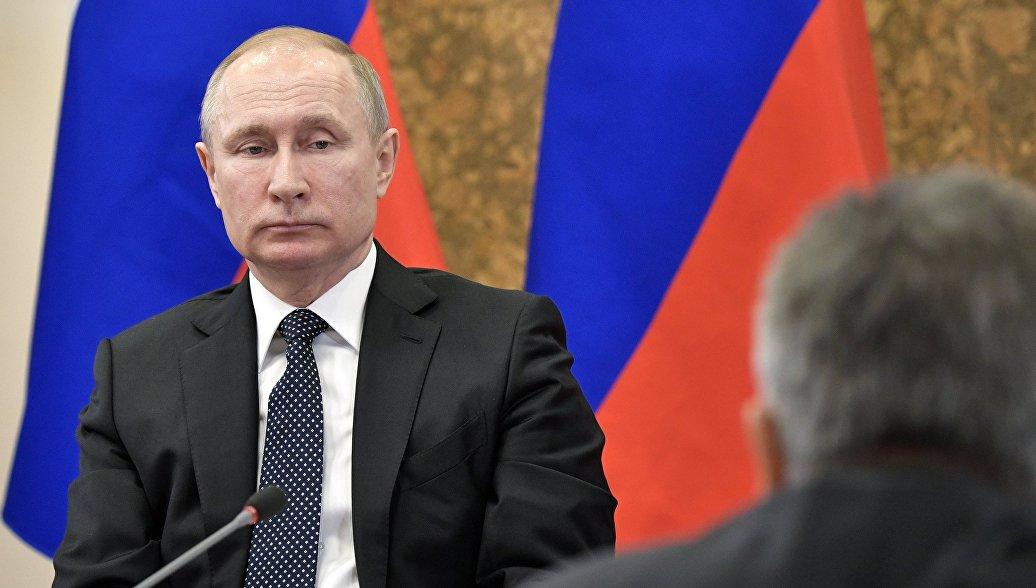 Владимир Путин сегодня: свежие новости о персоне Владимир ...