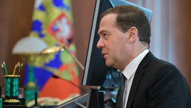 Медведев: Российская Федерация обратит новые санкции напользу собственной экономике