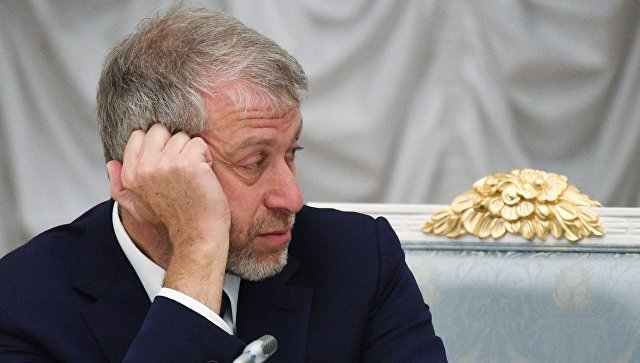Предприниматель Роман Абрамович. Архивное фото