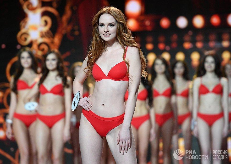 Выступление финалисток конкурса Мисс Россия-2018