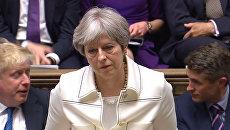 Тереза Мэй ответила на вопрос о решении нанести удары по Сирии