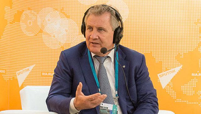 Руководитель Федеральной службы по интеллектуальной собственности (Роспатент) Григорий Ивлев