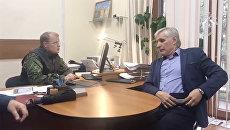 Задержание замглавы Сочи Юрия Паламарчука. 19 апреля 2018