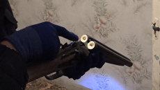 ФСБ опубликовала видеоматериалы после ликвидации боевика ИГ* в Ставрополе