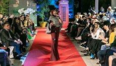 В Галерее искусств Зураба Церетели прошло fashion-шоу
