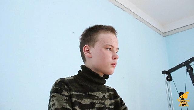Никита К., май 2003, Приморский край