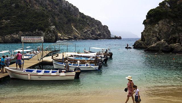 Греческий туроператор отметил сокращение потока российских туристов