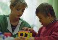 В Детском доме-интернате для детей-инвалидов с особенностями психофизического развития
