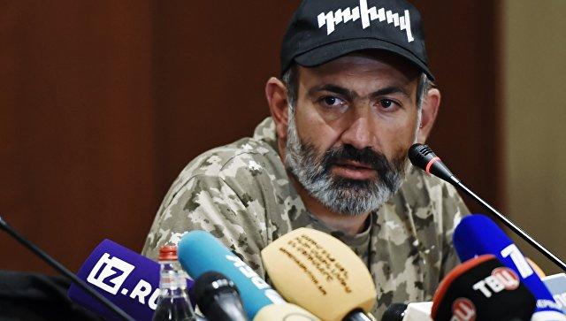 ВМинюсте Армении оценили многотысячные протесты: Непереворот