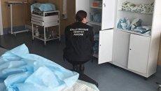 Обыск в московской клинике, в которой после пластической операции скончалась пациентка