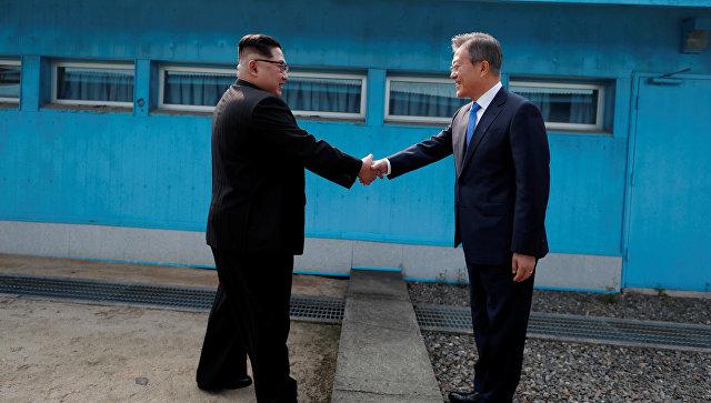 Пекин приветствовал общую декларацию лидеров Южной Кореи иКНДР