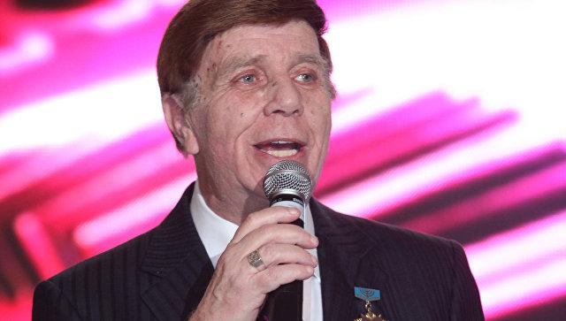 Певец Вадим Мулерман. Архивное фото