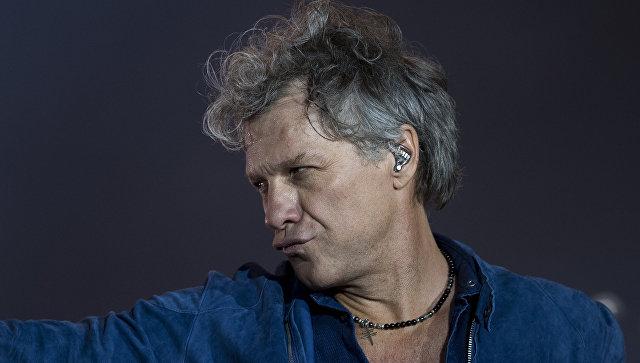 Bon Jovi выступят в столицеРФ после 30-летнего перерыва