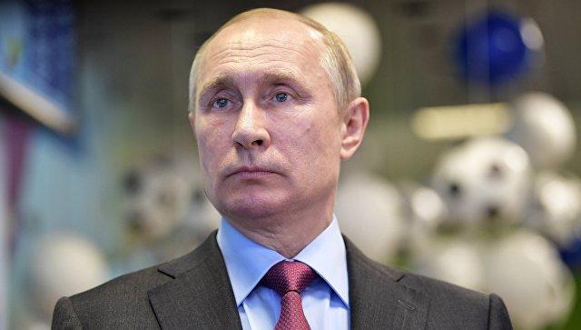 Владимир Путин вКремле поблагодарил членов русского руководства