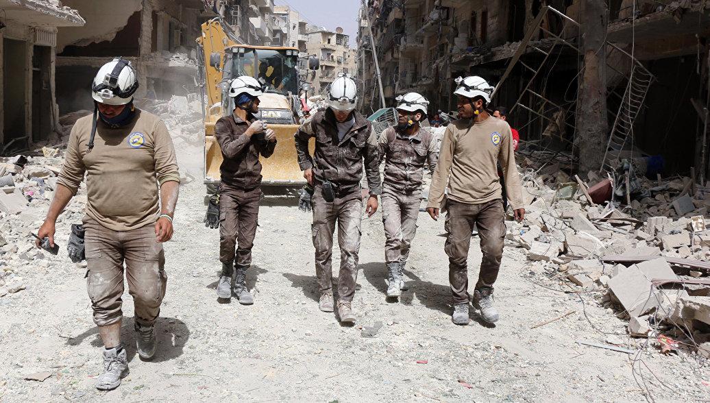 """Эксперт рассказал, зачем Израиль эвакуировал """"Белых касок"""" из Сирии"""