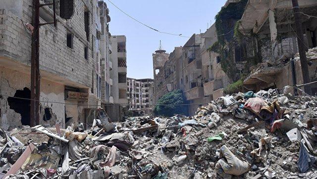 Российская Федерация призвала великобританию подключиться кпоиску путей урегулирования вСирии