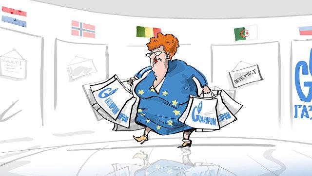 США пощадят Европу, но не Украину