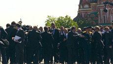 Путин не дал в обиду ветерана