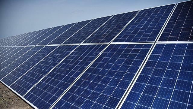 В Оренбуржье запустят крупнейший комплекс солнечных электростанций