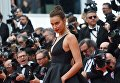 Модель и актриса Ирина Шейк на красной дорожке 71-го Каннского международного кинофестиваля