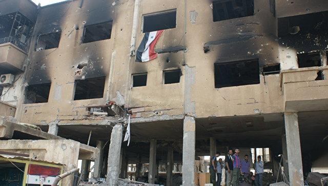 США разбомбили две деревни вСирии, необошлось без жертв