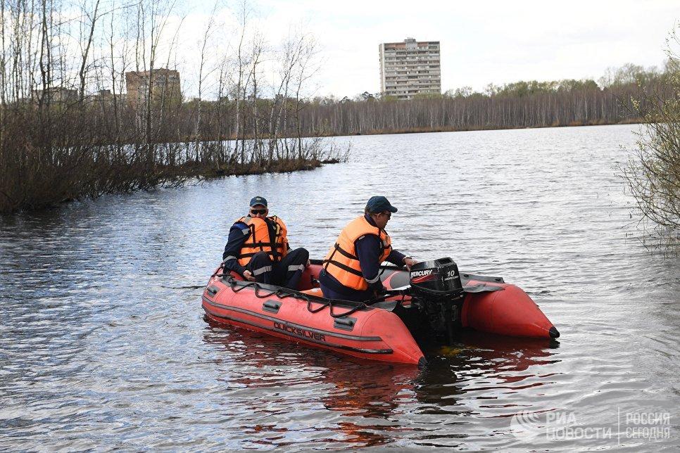 Cпасатели на воде