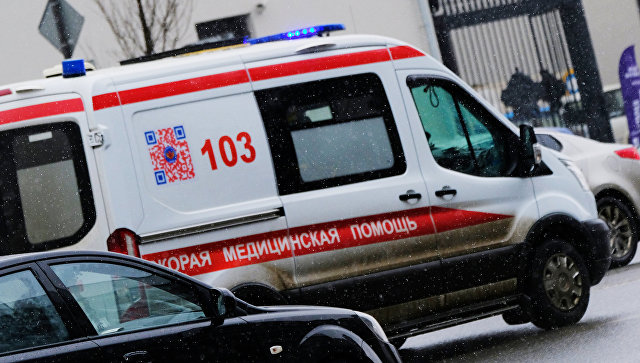 В Новой Москве произошел сбой в работе лифта, пострадали женщина и ребенок