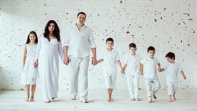 Семья Горбачевых