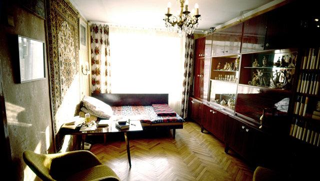 Московская квартира