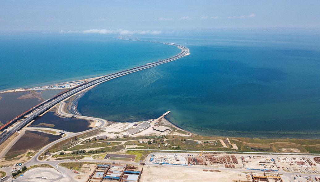 Украина выставит счет России за убытки от Крымского моста