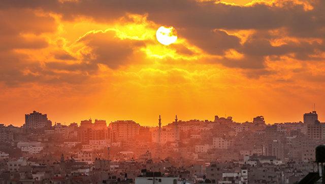 Палестина. Архивное фото