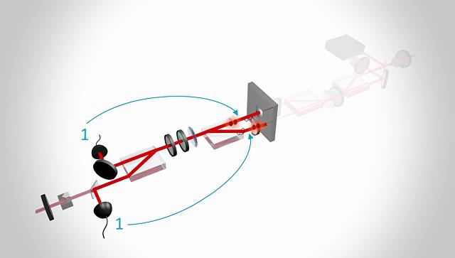 Квантовый барабан, созданный физиками из Австралии и Британии