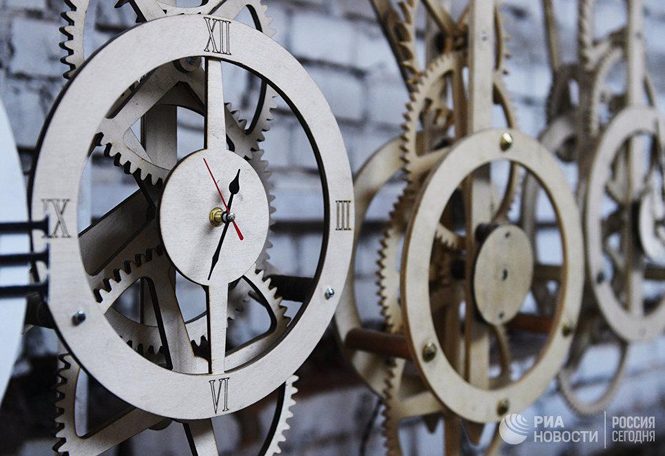 Ремонт и обслуживание московских уличных часов