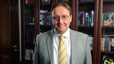 Директор Института бизнеса и делового администрирования РАНХиГС, профессор Сергей Мясоедов