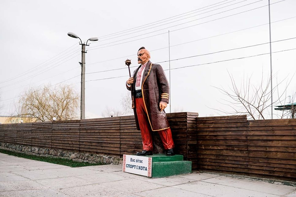 Черкассы. 30 марта 2016. В поисках Ленина