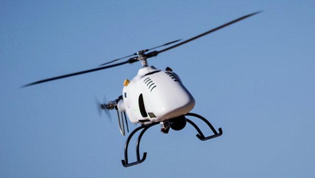 Беспилотный вертолет. Архивное фото