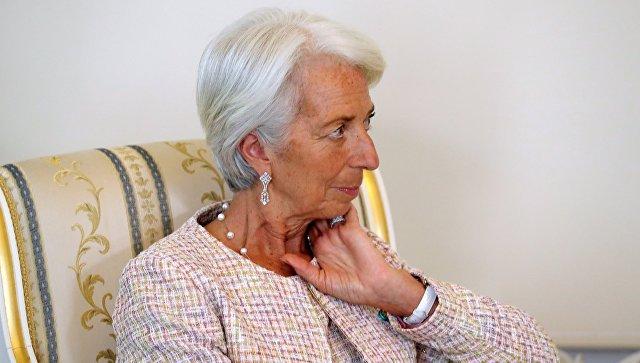 Глава МВФ: Китай изменил не только себя, но и всю мировую экономику