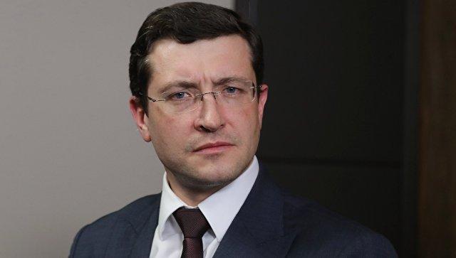 Временно исполняющий обязанности губернатора Нижегородской области Глеб Никитин. Архивное фото
