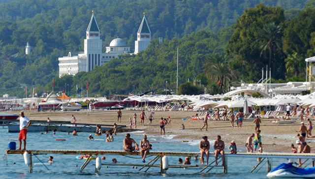 В турецкой Анталье произошло землетрясение магнитудой 5,2