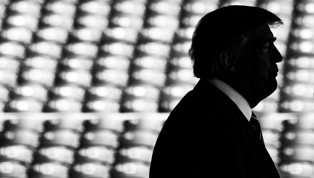 Дональд Трамп и сдувшийся воздушный шарик спецпрокурора Мюллера