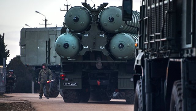Новые санкции США могут повлиять на покупку Турцией российских С-400