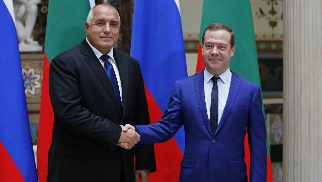 Заседание межправкомиссии России и Болгарии пройдет в октябре