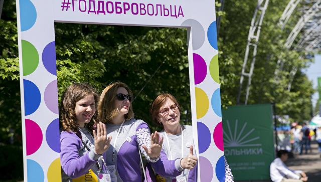 Кириенко: для добровольчества не существует границ