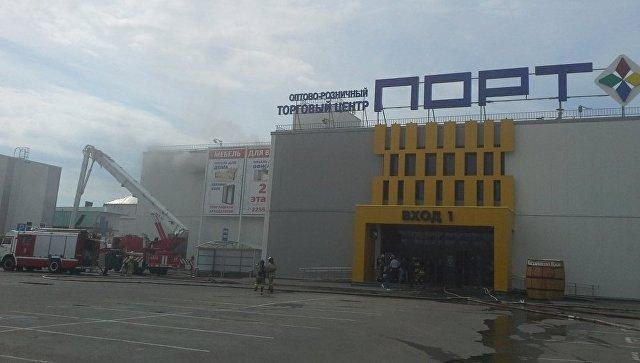 ВзагоревшемсяТЦ вКазани выявили нарушения пожарной безопасности