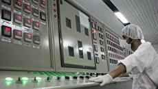 Центр по обогащению урана в Иране. Архивное фото