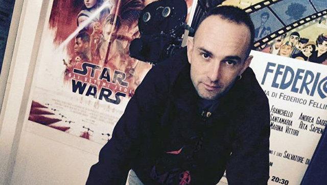 Украинский режиссер, продюсер и писатель Леонид Кантер. Архивное фото