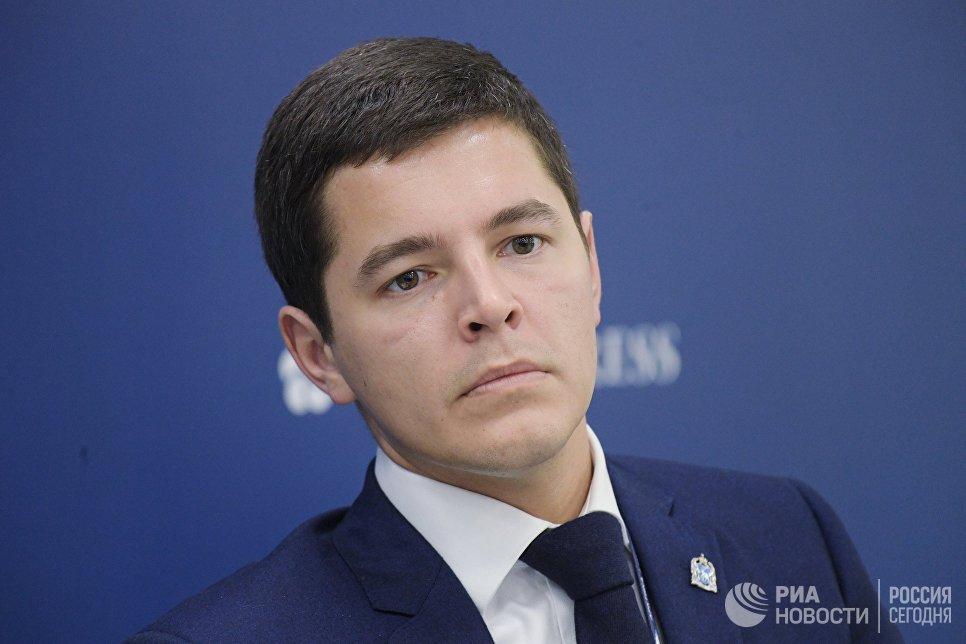 Дмитрий Артюхов. Архивное фото