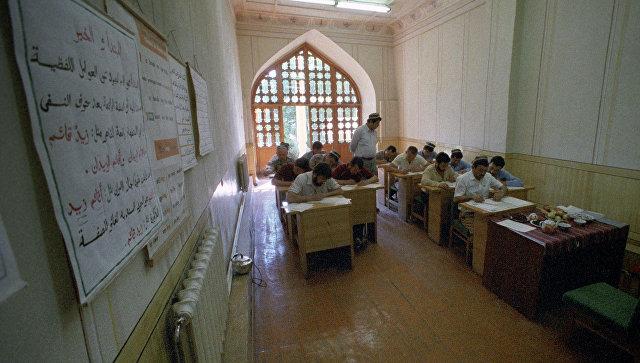 Ташкентский исламский институт. Архивное фото