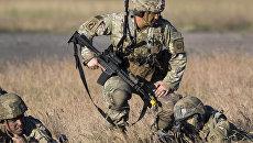 Американские десантники. Архивное фото